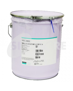 DOWSIL™ MS 1001 A-B MOLDABLE SILICONE D=25 CLEAR,36KG-KIT 1:1