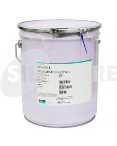 SILASTIC™ MS 1001 A-B MOLDABLE SILICONE D=25 CLEAR,36KG-KIT 1:1