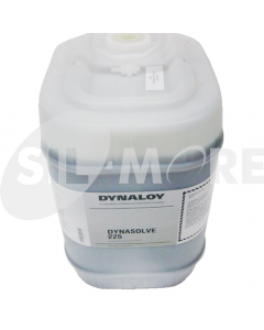 DYNASOLVE 225 DISSOLVING CURED SILICONES AMBER,1GL=3KG-CAN