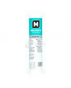 MOLYKOTE™ G-4500 FM MULTI-PURPOSE SYNTHETIC GREASE WHITE,400G-CRT