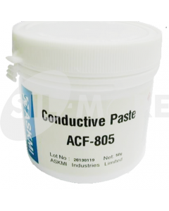 ASKMI ACF 805 CONDUCTIVE PASTE SILVER,200G-CAN